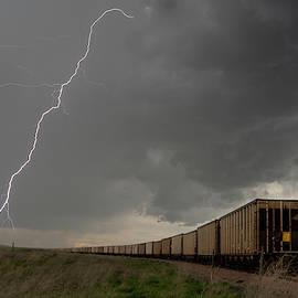 Wyoming Skies by Matt Shiffler