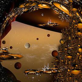 Xenotropolis by Phil Sadler