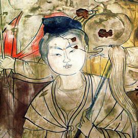 Xian Courtier Women - A Tang Dynasty Portrait by Nieves Nitta