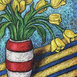 Yellow Tulips by Karla Beatty