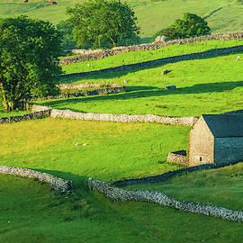 Yorkshire Dales Near Malham by David Ross