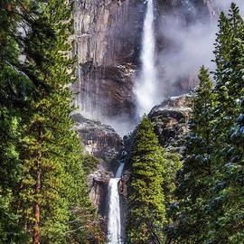 Yosemite Falls by Anthony Michael Bonafede