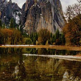 Yosemite Reflections by Norma Brandsberg