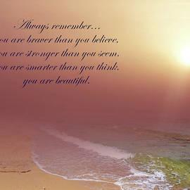Johanna Hurmerinta - You Are More Than You Know
