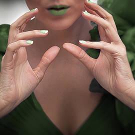You Hands No. 3 by Juan Contreras