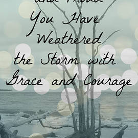 You Have Weathered the Storm by Carol Groenen