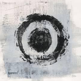 Melissa Averinos - Zen Circle II Crop