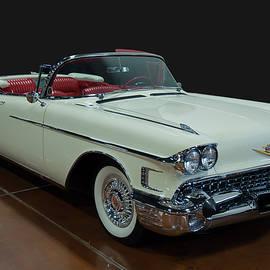 1958 Cadillac Eldorado Biarritz by Christopher Flees