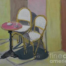 Al Fresco by Julie Todd-Cundiff