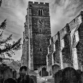 All Saints Maidstone  by Dave Godden