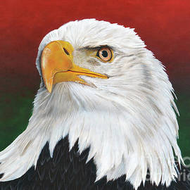 American Eagle by Jimmie Bartlett