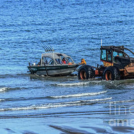 Anchor Point Launching  by Robert Bales