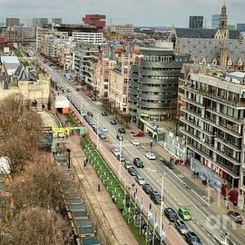 Antwerp by Camelia C
