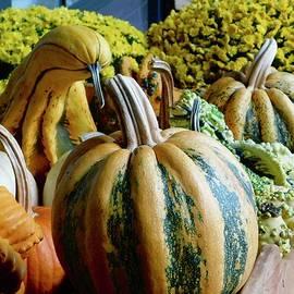 Autumn Bounty by Arlane Crump