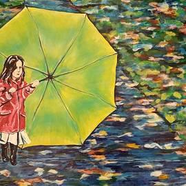 Autumn Rain by Tanya Hough