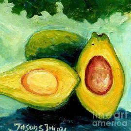 Avocado by Jason Sentuf
