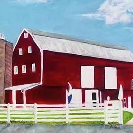 Belle Grove by Nancy Rabe