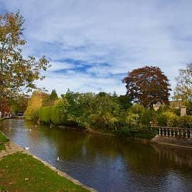 Bourton-on-the-Water, Gloucestershire, England by Joe Vella