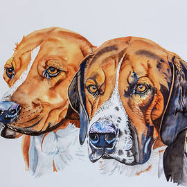 Bry Pye Hounds by Kimberly Lavelle