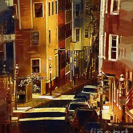 Bunker Hill by Kirt Tisdale