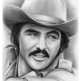 Burt by Greg Joens