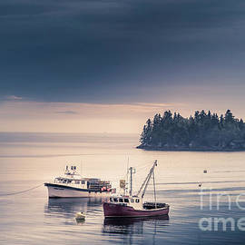 Calm Waters by Alana Ranney