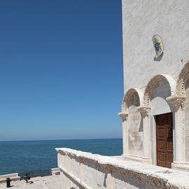Cathedral of Trani by Casimiro Art
