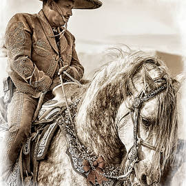Charro Of Mexico by Jerry Cowart