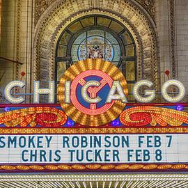 Chicago at Night by Stephen Stookey