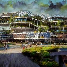 Concept Architecture by Mario Carini