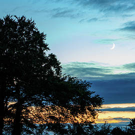 Crescent Moon by Rob Hemphill