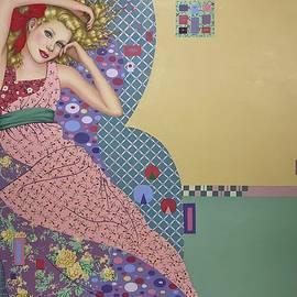Daydreaming by Morgan Kari