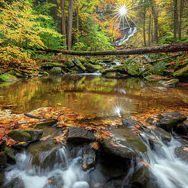 Dean's Ravine by Bill Wakeley