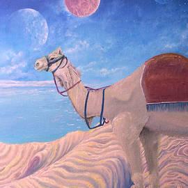 Desert by Medea Ioseliani
