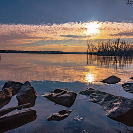 The Potomac River At Sunrise III by Steven Ainsworth