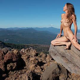 Enjoying the View by Anna Sereno