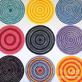 Eternal Circle-22301 by Baljit Chadha