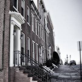 Federal Hill Rowhouses by Doug Swanson