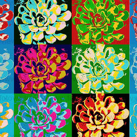 Flower Pattern by Marshal James