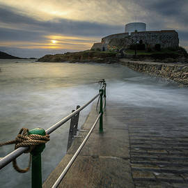 Fort grey Guernsey by Chris Smith