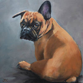 Frenchie by Julie Dalton Gourgues
