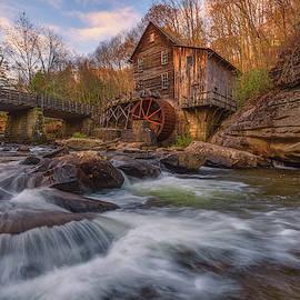 Glade Creek Grist Mill by Darren White