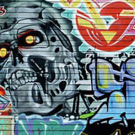 Graffiti Masters 18 by Bob Christopher