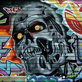 Graffiti Masters 19 by Bob Christopher