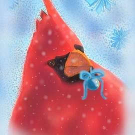 Happy Holidays by Angela Davies