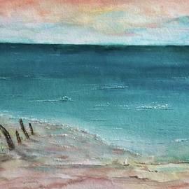 Headed to the Beach by Nancy Rabe