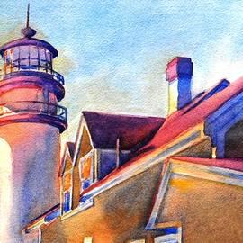Hopper's Light No 2 by Virgil Carter