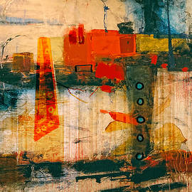 Industrial Abstract by Sandra Selle Rodriguez