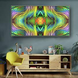 Kaleidoscopic Fun by Grace Iradian