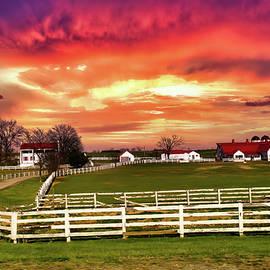 Kentucky Farm by Randall Branham